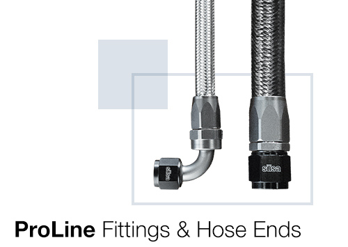 susa ProLine Fittings and AN Hose Ends