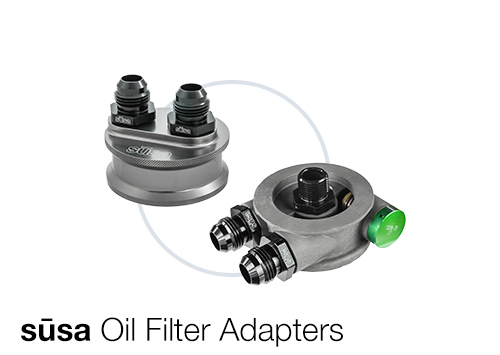 susa Oil Filter Adapters